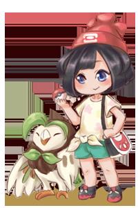 3 Head Tall Colored Chibi