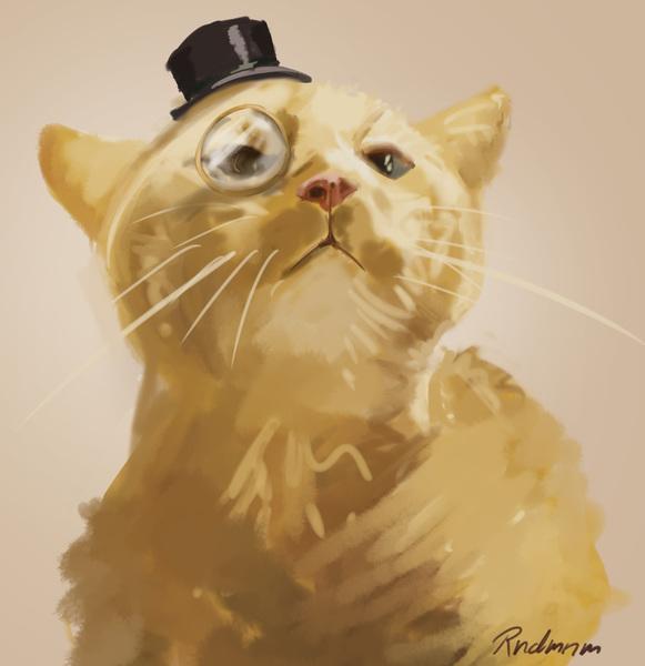 Pet Digital Painting