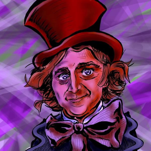 Comic Portrait