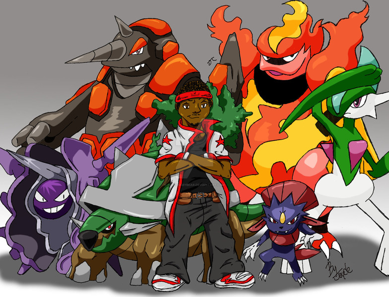 Pokemon Team Commission