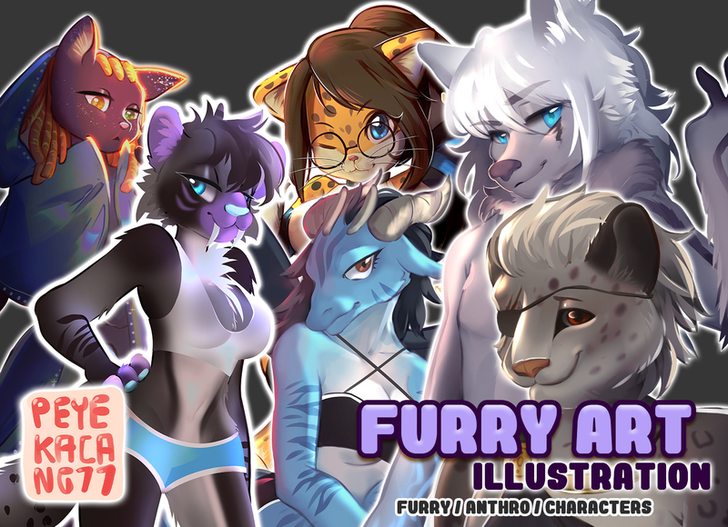 FURRY / ANTHRO CHARACTER