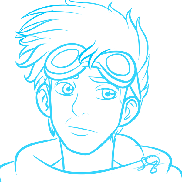 Icon lineart