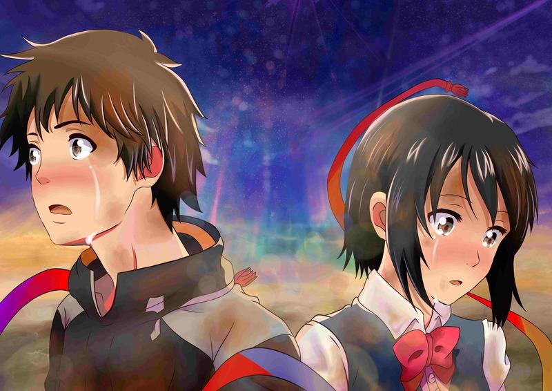 Anime Style #1 (Couple)