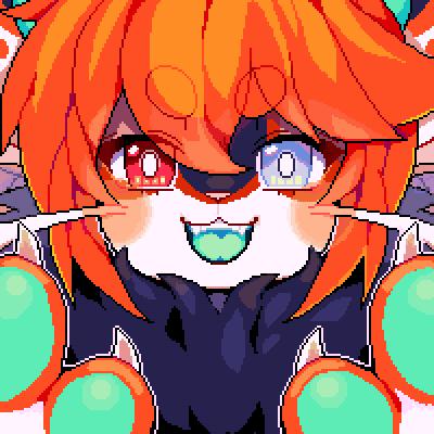 Cute Pixel Commission