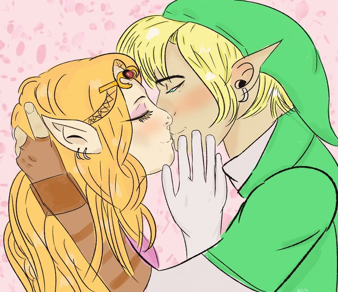 Bust Legend of Zelda
