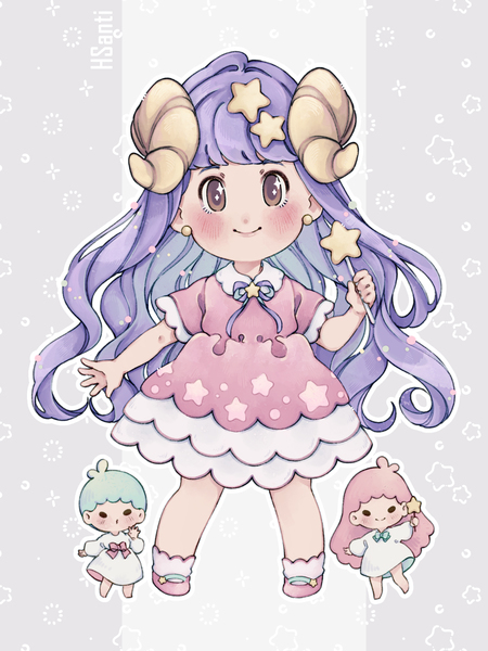 Chibi Simple - FullColor