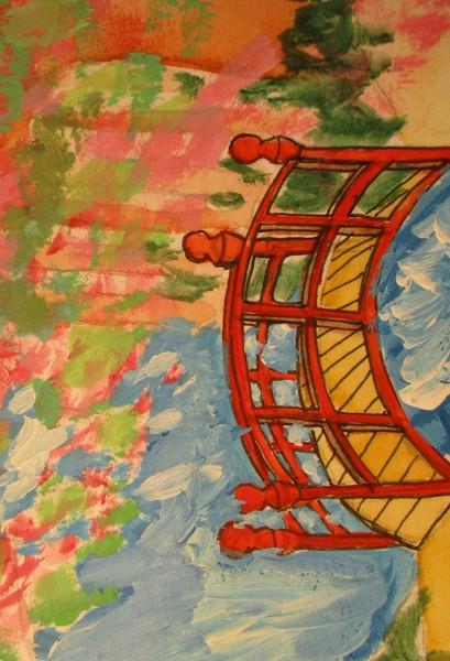 watercolor landscapes