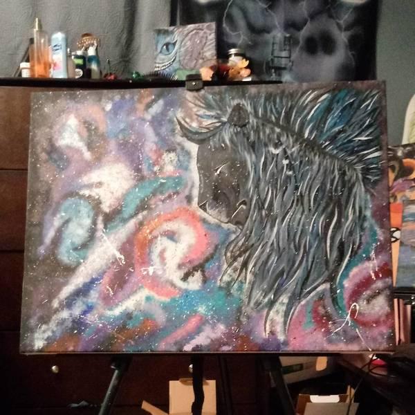 full Arcylic Canvas