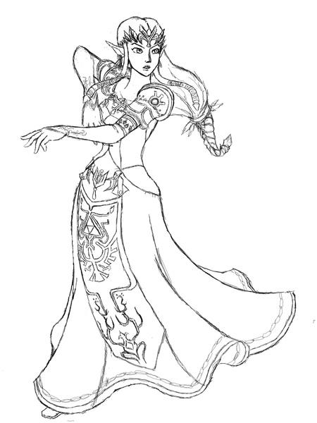 Sketch Full Body