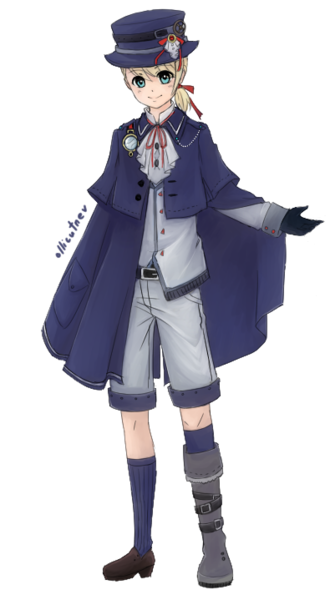 Colored Full Body (Without Background)