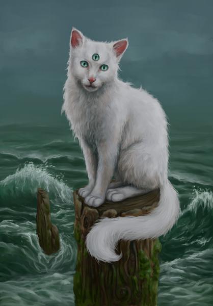 Animal or creature illustration