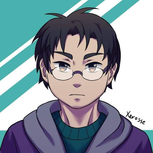 Anime Icon Headshot