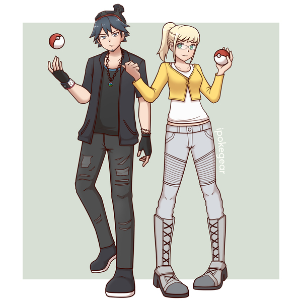 Pokemon Trainer!