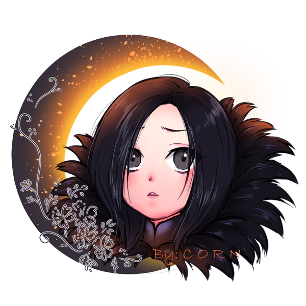 (Opening Price) Chibi Head Shot Sketch