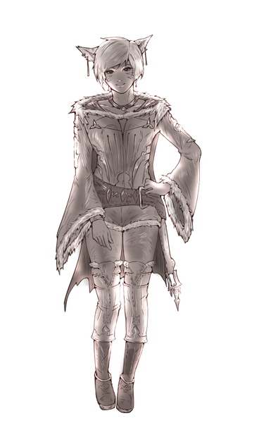 Fullbody Sketch