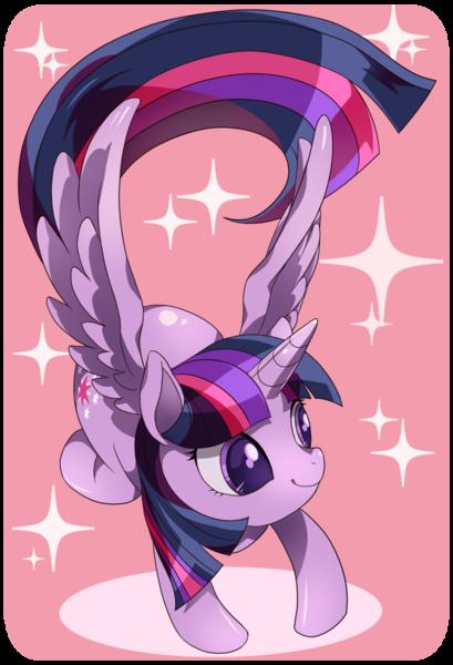 Pony Cell shaded