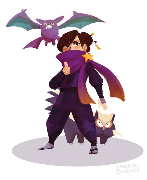 Pokemon: Trainer-self