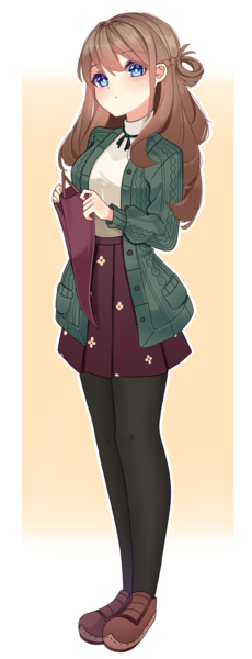 Colored Full Body