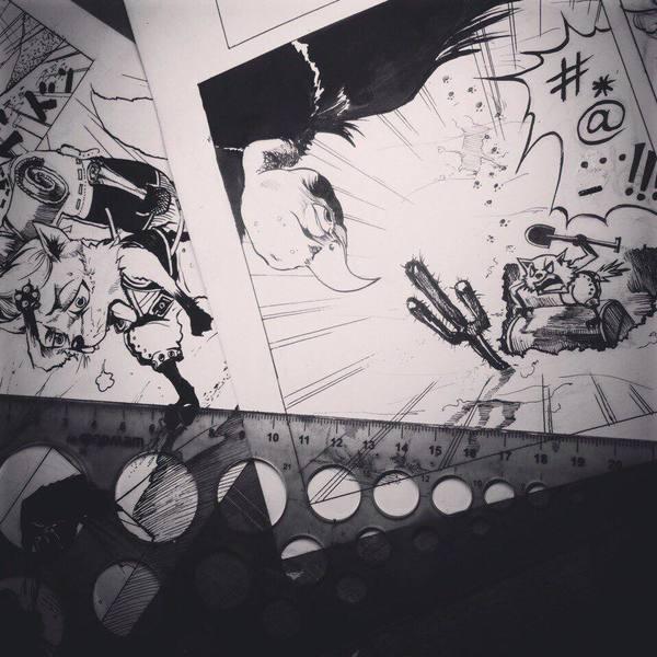 Manga - Comics