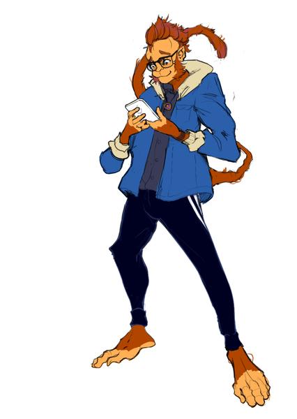 Furry Sketch