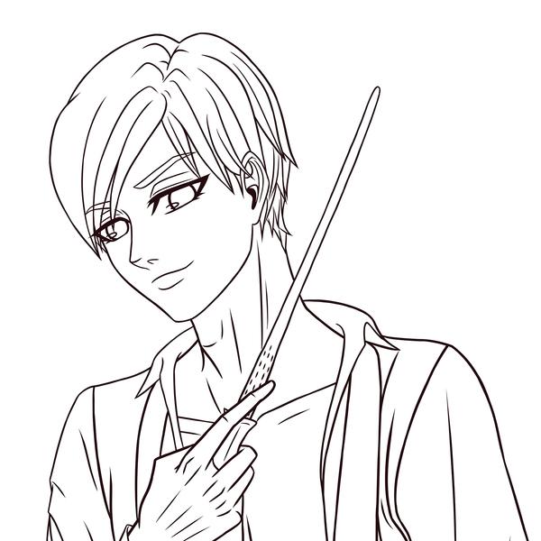 Lineart Portrait