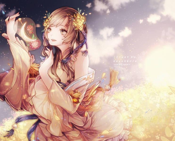 Anime-Style Illustration