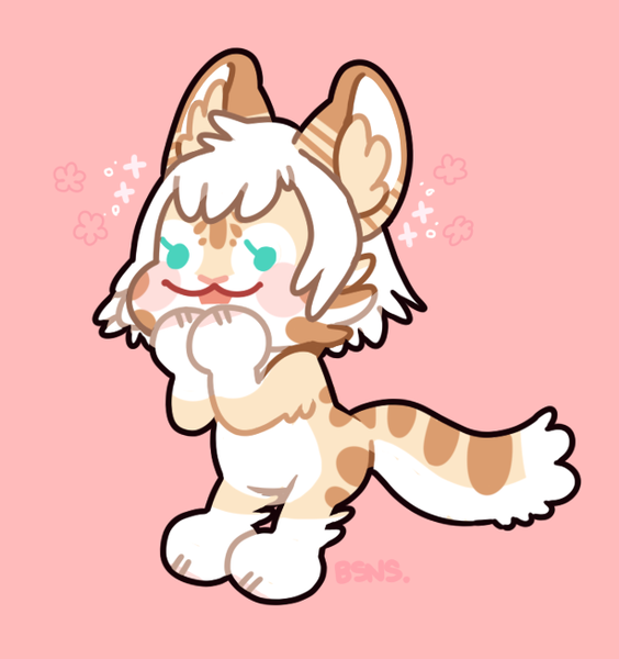 Cute smol cheebs commissions!