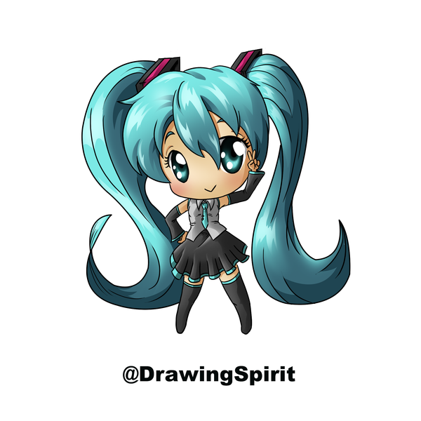 Chibi Full Color