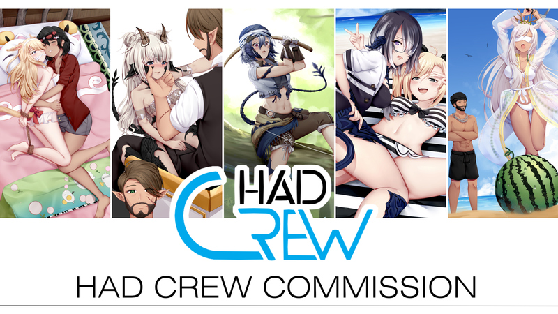 SFW colored all type - Hadcrew