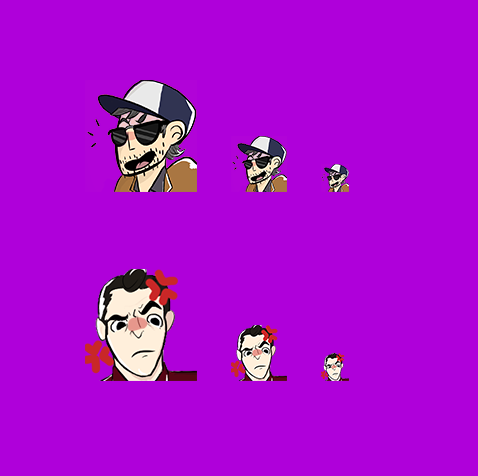 Twitch Emotes! - Artists&Clients