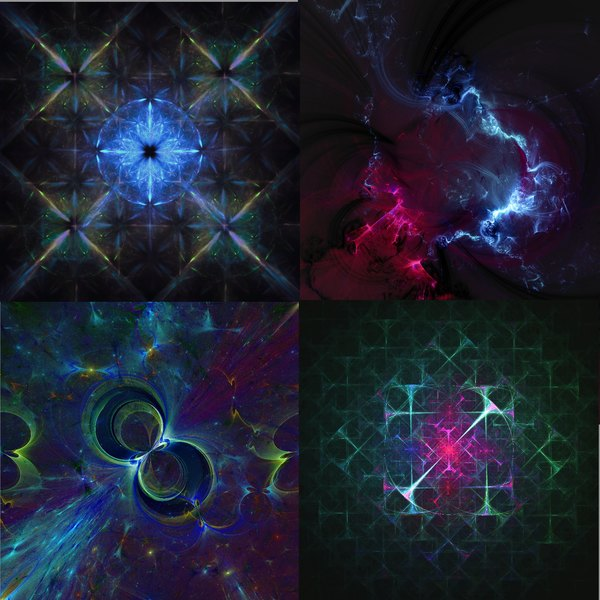 Cool Chill Fractals