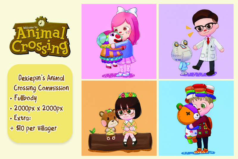 Animal Crossing Character!