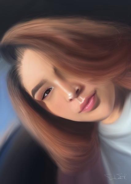 Realistic Portraits (Digital)