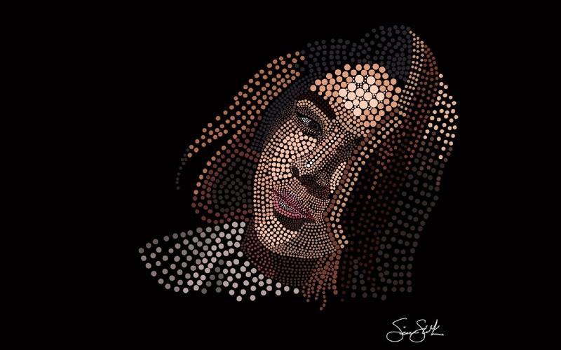 Circlisim Portraits (Digital)