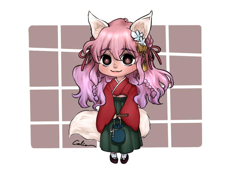 Chibi character design