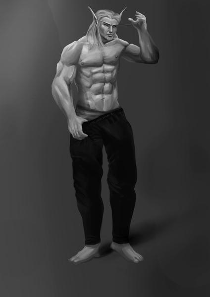 Full Body Illustration