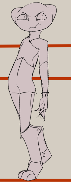 Sketch| Full body