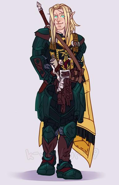 colored sketch [fullbody]