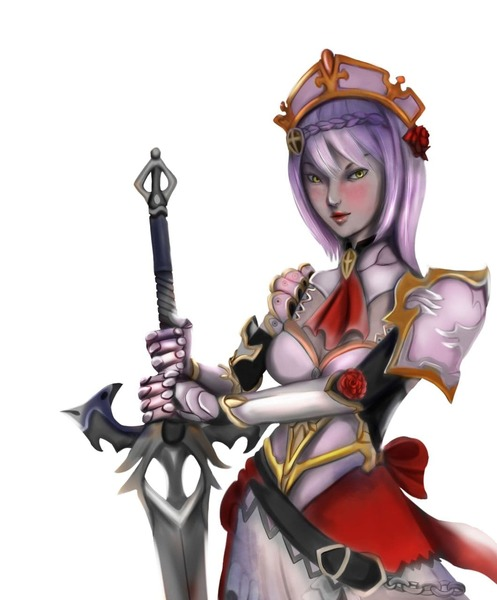 Fantasy Character Painting