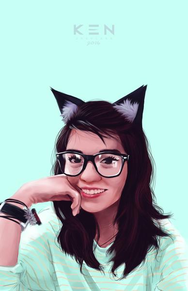 Realistic / Semi-Realistic Portrait