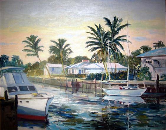 Palm Beach Canal