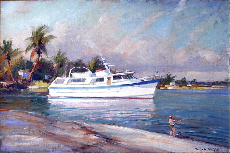 Doerr's Boat