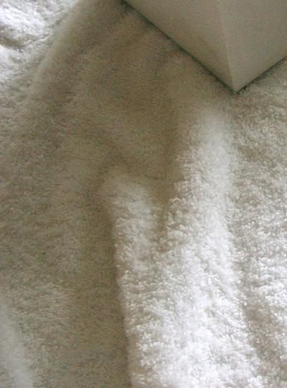 Put An Attic On The Shelf (Porcelain on Towel)