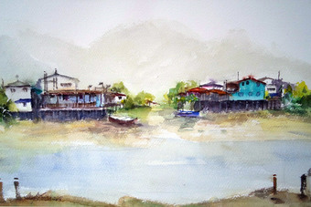 Tai O Fishing Village - Twin Terraces