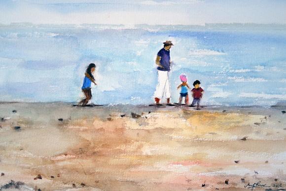 A Walk in the Beach, Syndey