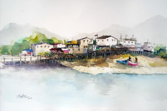 Tai O Fishing Villiage - A perfect place to live in Hong Kong
