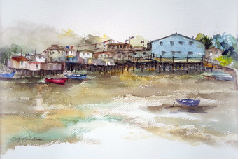 Tai O Fishing Village - Series 3