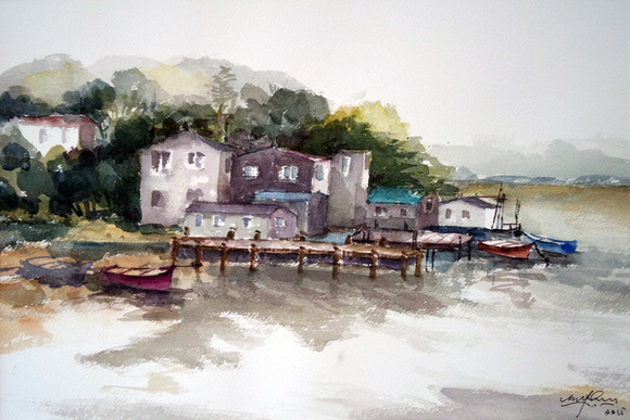Tai O Fishing Village - Series 4
