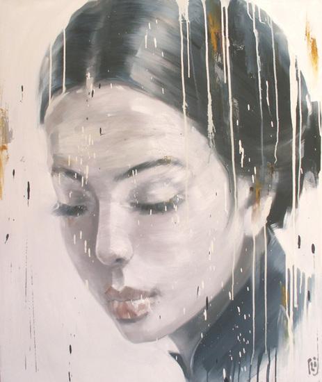 Portrait of Lady nr.3