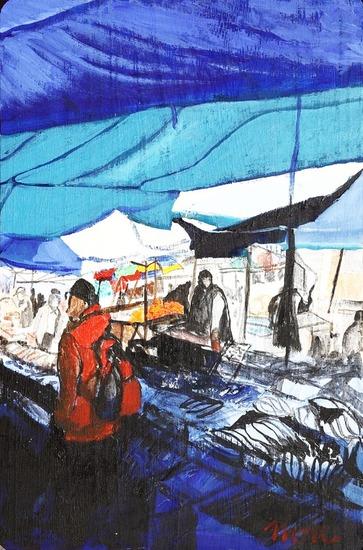 Korea - Ganghwado market